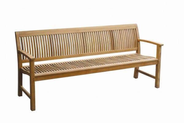 teakholz affordable carma teak bank barca bis sitzer premium teakholz bumb gartenmbel karlsruhe. Black Bedroom Furniture Sets. Home Design Ideas