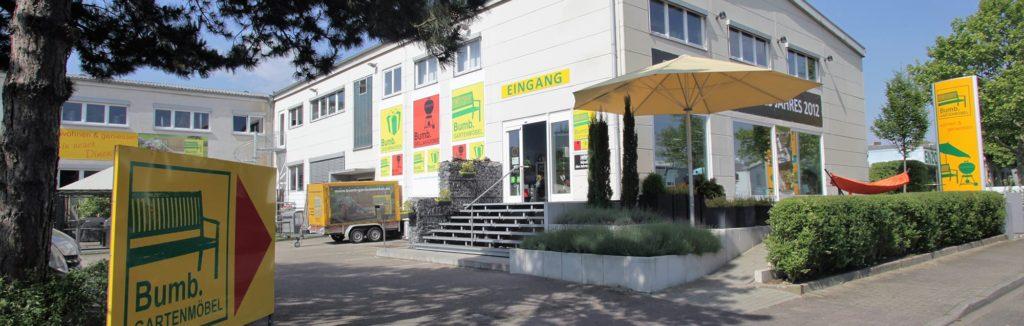 Bumb Karlsruhe ausstellung bumb gartenmöbel karlsruhe