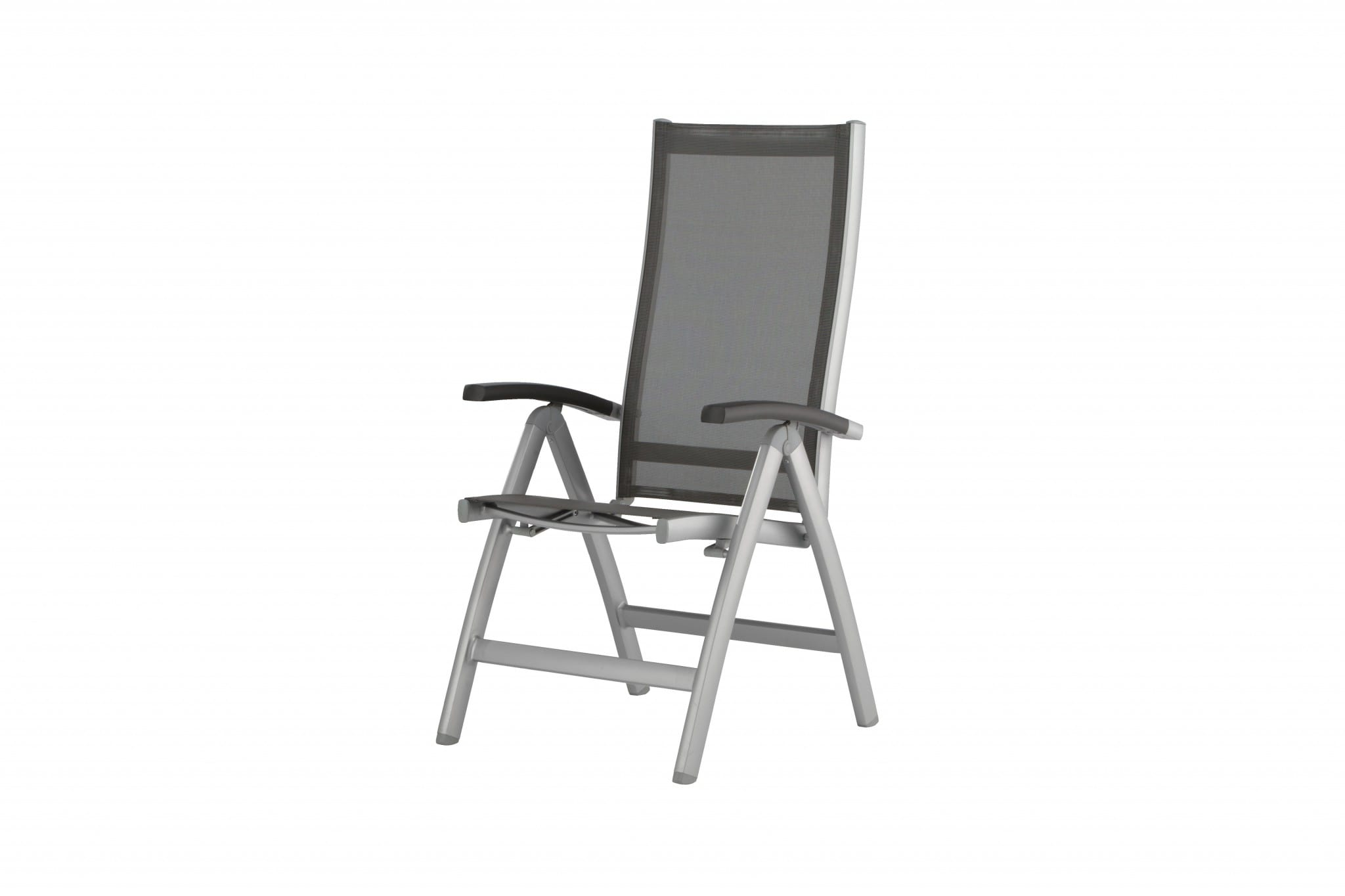 carma aluminium multipositionssessel kreta silber batyline bumb gartenm bel karlsruhe. Black Bedroom Furniture Sets. Home Design Ideas