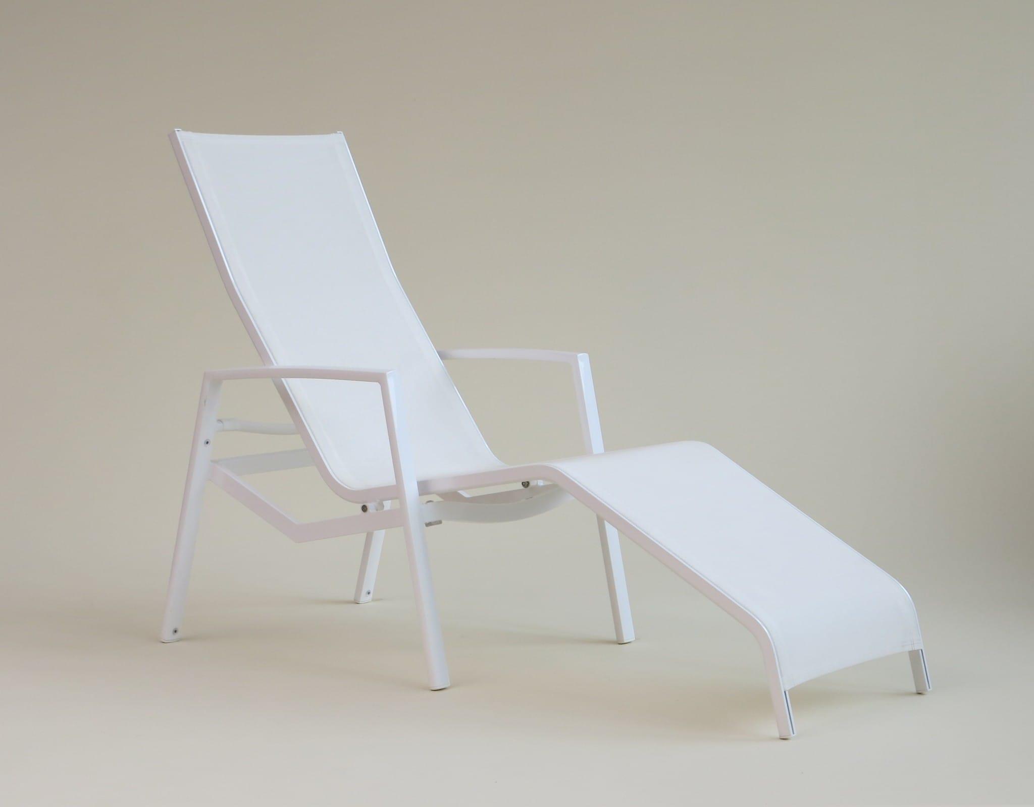 carma Aluminium Kippliege Luzern weiß – Batyline®   Bumb ...