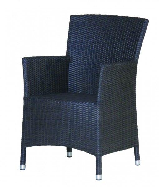 carma sessel trento polyrattan geflecht diverse farben bumb gartenm bel karlsruhe. Black Bedroom Furniture Sets. Home Design Ideas