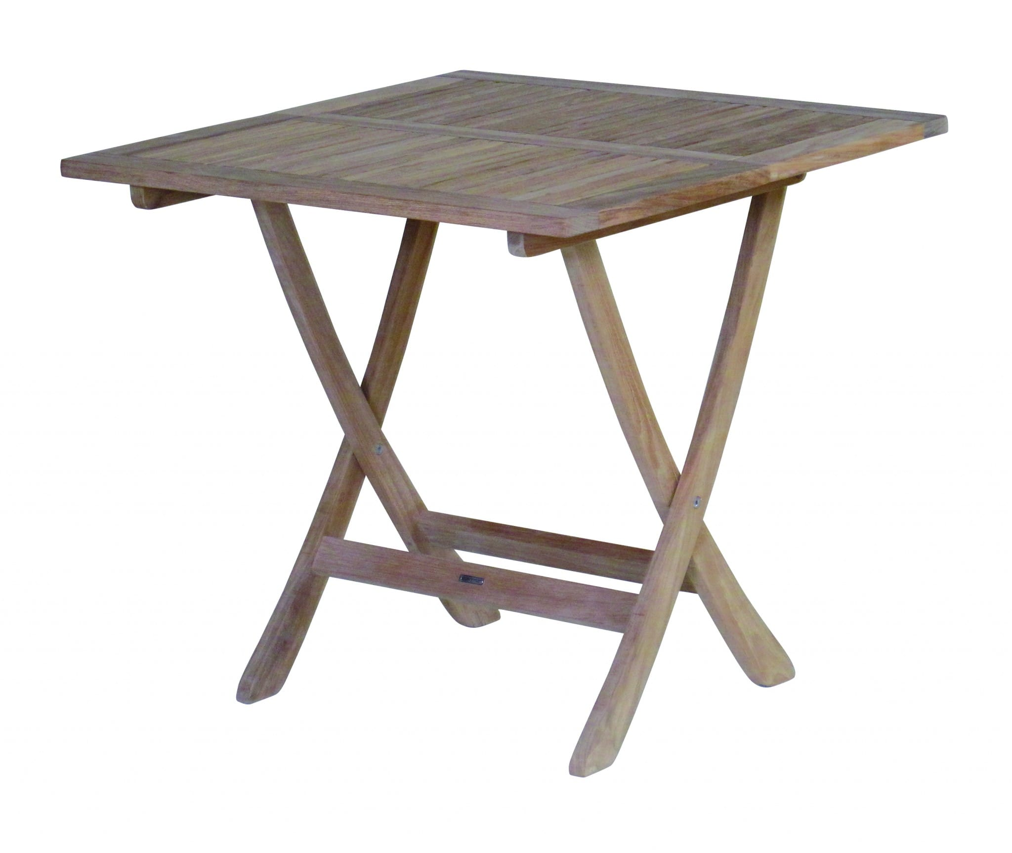 carma teak klapptisch verona quadratisch rechteckig oder rund premium teakholz bumb. Black Bedroom Furniture Sets. Home Design Ideas