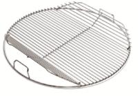 Grillrost, BBQ 47cm, Edelstahl, klappbar