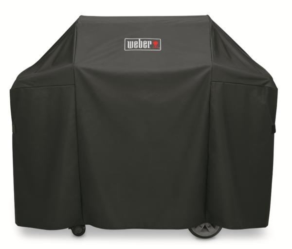 weber abdeckhaube premium genesis ii 300 serie bumb. Black Bedroom Furniture Sets. Home Design Ideas