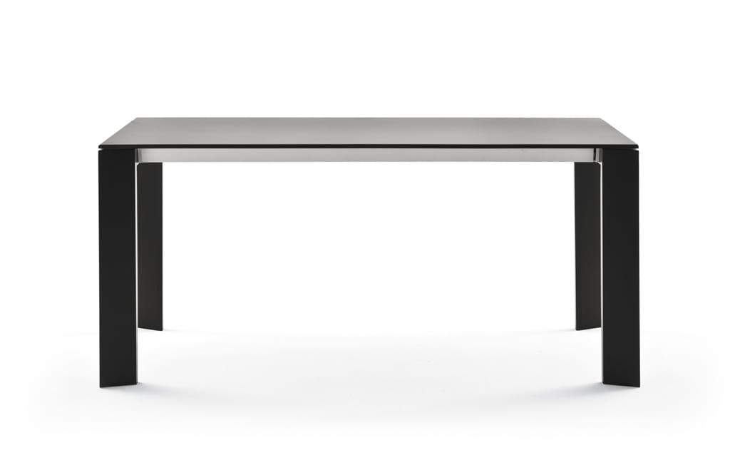 fast by weish upl grand arche tisch aluminium bumb. Black Bedroom Furniture Sets. Home Design Ideas