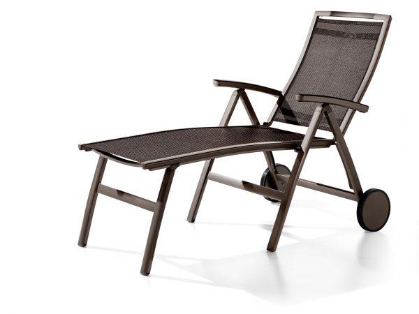 sieger aluminium komfort klapprollliege trento bumb gartenm bel karlsruhe. Black Bedroom Furniture Sets. Home Design Ideas