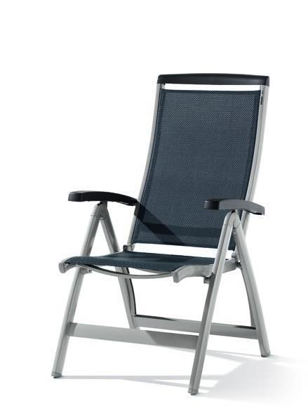 sieger aluminium multipositionssessel royal bumb gartenm bel karlsruhe. Black Bedroom Furniture Sets. Home Design Ideas