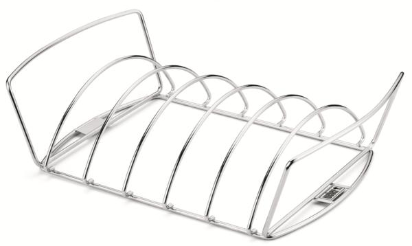 weber spare rib halter bratenkorb bumb gartenm bel karlsruhe. Black Bedroom Furniture Sets. Home Design Ideas