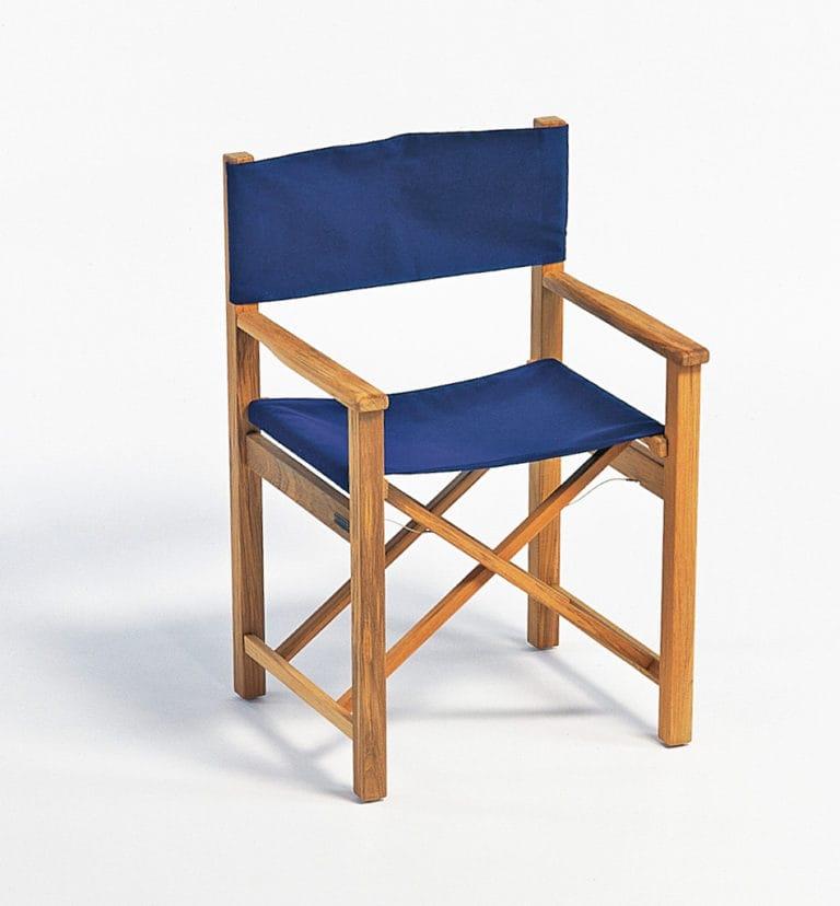 Weishäupl Cabin Sessel - Teak / Dolan® oder Batyline®   Bumb ...